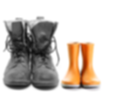 Adult and Child Safey Boots