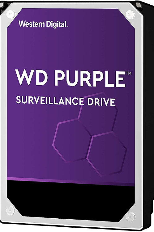WD Purple CCTV 4TB Hard Drive