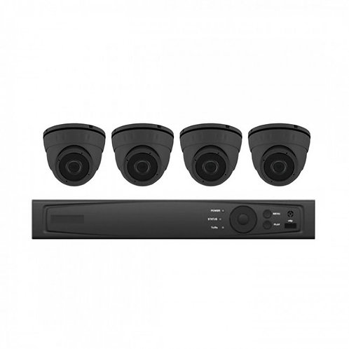1080p Camera system 4 Cameras