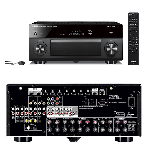 Yamaha Aventage RS-A280 9.2 Ch AV Receiver with MusicCast