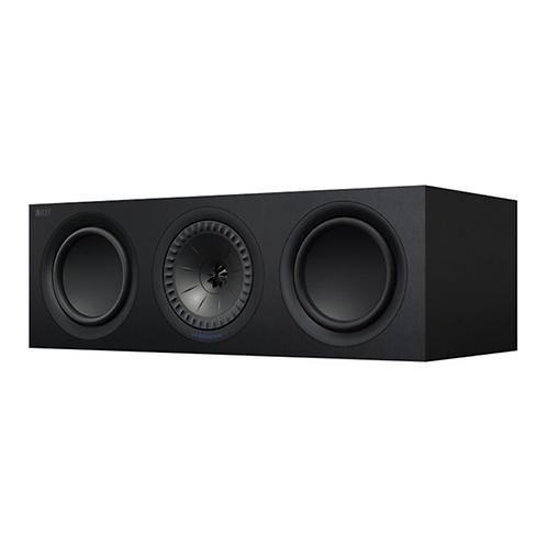 KEF Q650CB Black Center Channel Speaker, Each