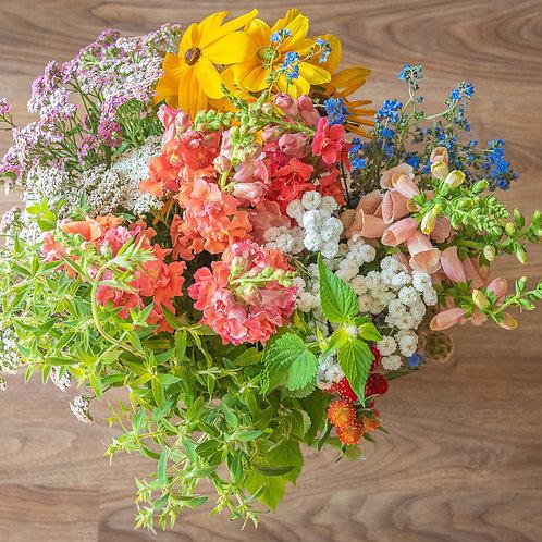 Fresh Flower Bucket