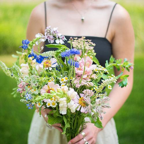Paper Wrapped Premium Bouquet