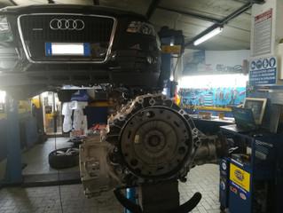 Riparazione Cambio 0B5 Audi Q5