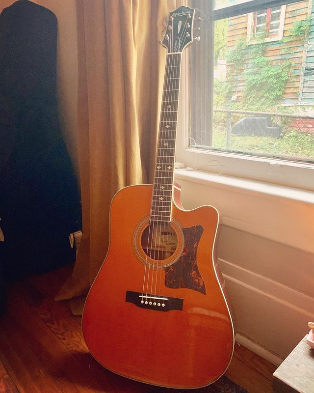 Loving this new friend, epiphone masterb