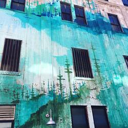 LA Wandering #rubyraetheuncanny #losangeles #rubyraemusic #downtown #dinerstyle