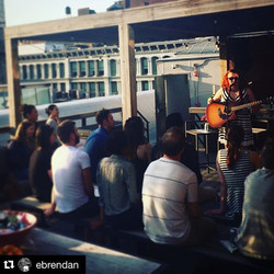 #Repost _ebrendan with _repostapp.jpg_・・・__ruby_rae show on the _momentdesign roof deck