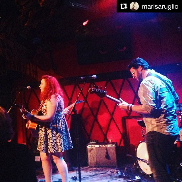 Another great shot from the release party on Friday! ❤️ repost by _marisaruglio #recordreleaseparty