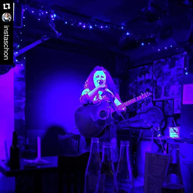 Great moonlit pic by _instaschon at last night's show! Thanks Jess! #Repost _instaschon with _repost