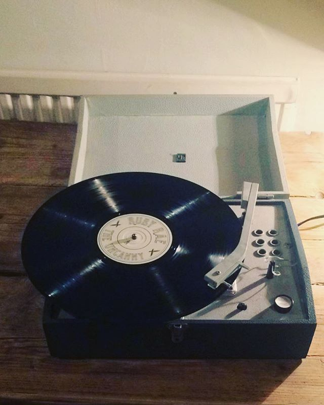 Yes!! Happy you received your beautiful records - repost _kardyology xx RR #rubyraetheuncanny #handd