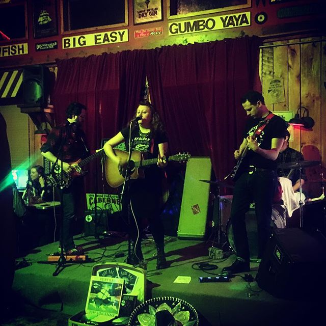 Thanks for coming out tonight Parksville and Catskills! Great night at _cabernetfranks _ photo by _s