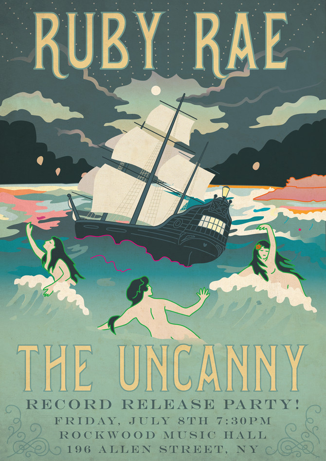 One More Week Until The Uncanny!