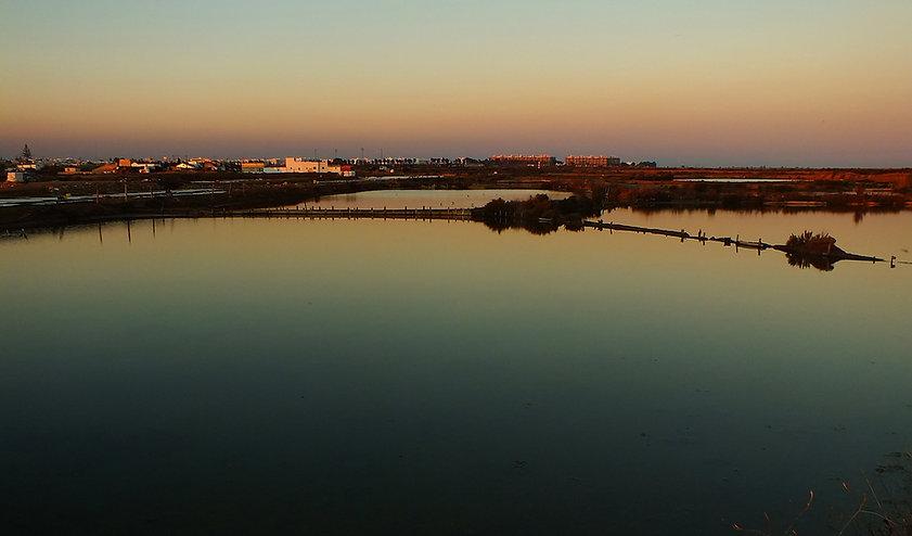 Salinas do Grelha, Algarve-Olhão-Ria Formosa, Portugal