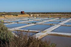 Salinas do Grelha, Olhão, Algarve