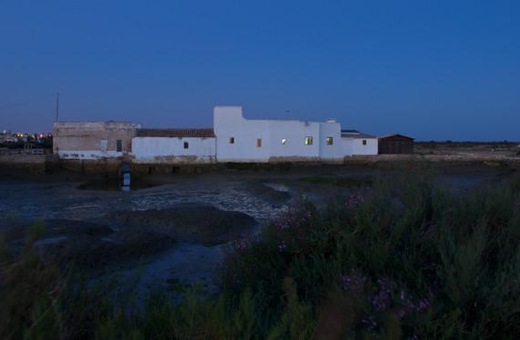 Moinho de Maré, Salinas do Grelha, Algarve - Olhão, Ria Formosa