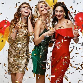 90179330-beautiful-women-celebrating-new
