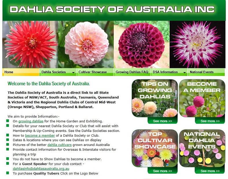 Dahlia Society of Australia