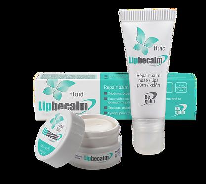 Το Lipbecalm είναι επανορθωτικό βάλσαμο με επιλεγμένα δραστικά συστατικά, ειδικά σχεδιασμένο για την ενυδάτωση, προστασία και επανόρθωση των κακώσεων για την μύτη και τα χείλη.