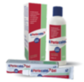 4Periocalm products are the most appropriate solution for avoiding and treating gingivitis, periodontitis and oral mucosal ulcers.