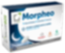Saludbox Morpheo is a food supplement in chewable tablets form, with basic ingredient of Melatonin that contributes to reduce the necessary time for falling asleep. It reduces insomnia