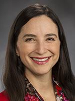 Senator Rebecca Saldaña