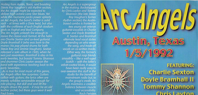 ARC ANGELS 1992 front & back covers (2).