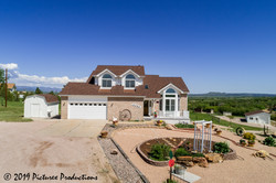 2095 W Wolfensberger Rd aerial front 1