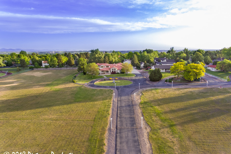 Property at 150 ft