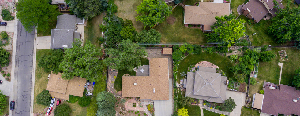 Property overhead at 300 ft