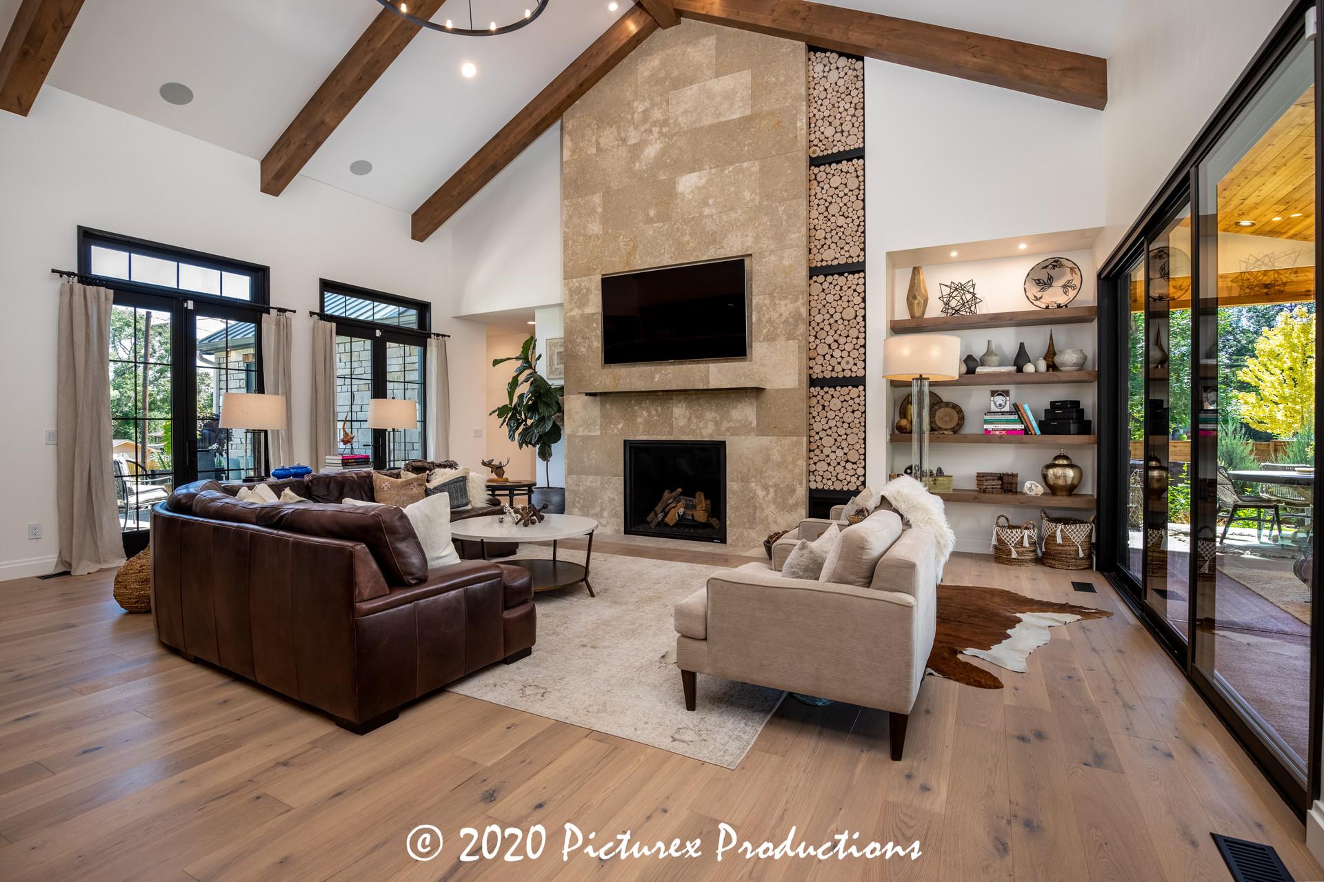Beautiful Centennial Living Room