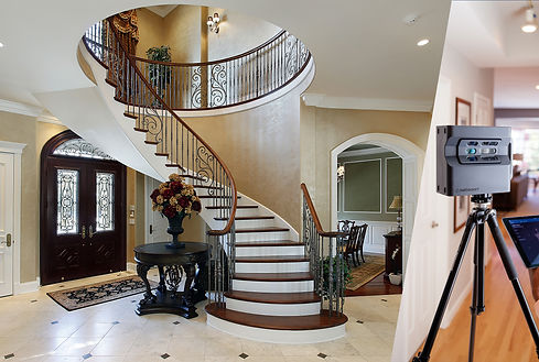 matterport virtual tour high-end property
