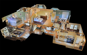 Matterport 3D Dollhouse View