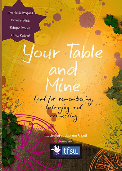 Your Table or Mine Recipe Book