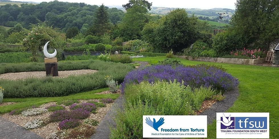 Open Garden Barrow Castle, Bath