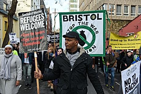 shutterstock_572806312 refugees bristol.