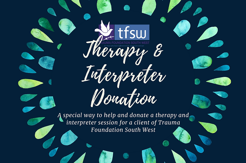Therapy & Interpreter Session Donation