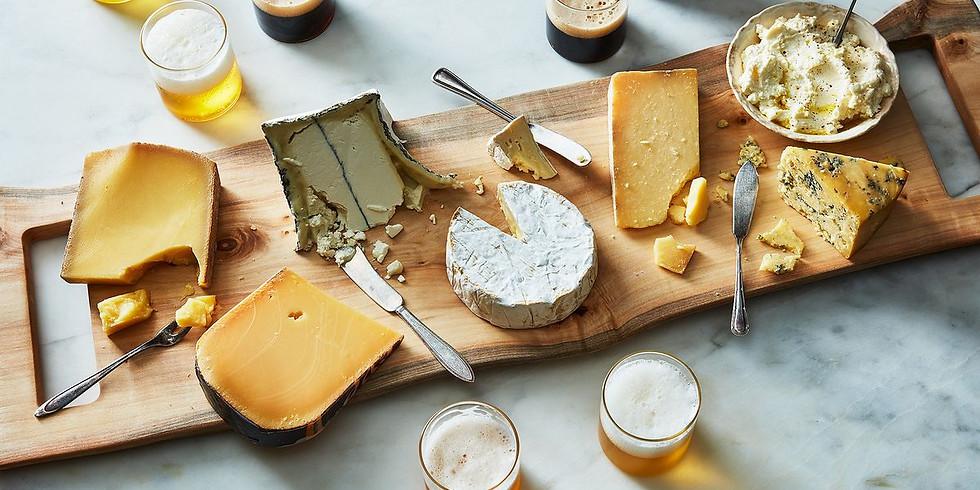 Cheese & Beer Evening