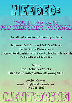 Youth Needed