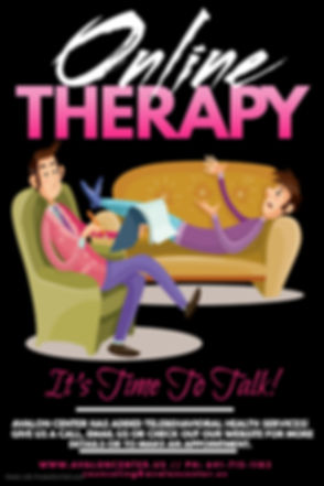 Copy of Online Therapy Poster - Made wit