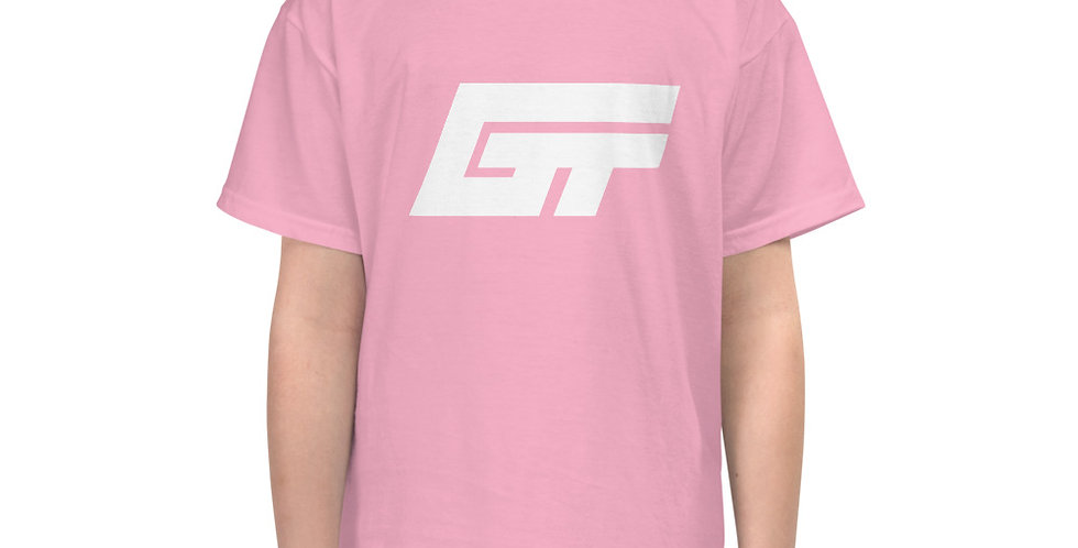 Youth Logo (w/o gun) T-Shirt (Multiple Colors Available)