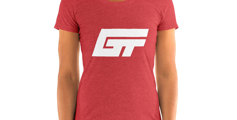 GT Logo (w/o gun) Women's T-Shirt (Multiple Colors Available)