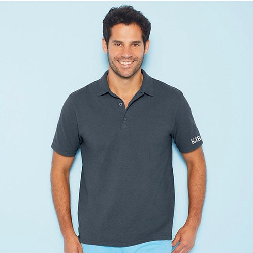 Men's BlouqUv Polo Top
