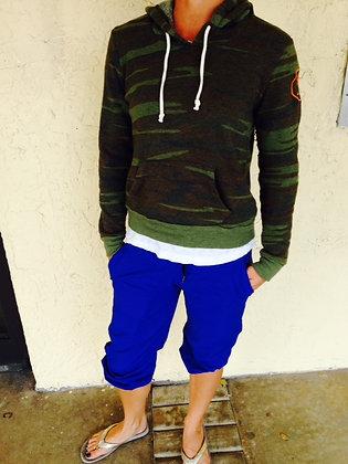 The Cozy Camo Pullover