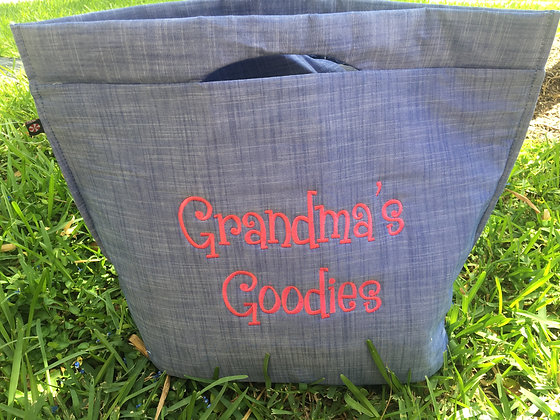 The Insulated Cooler Bag Tote