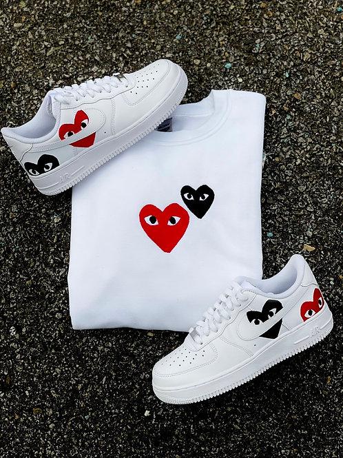 CDG Hearts