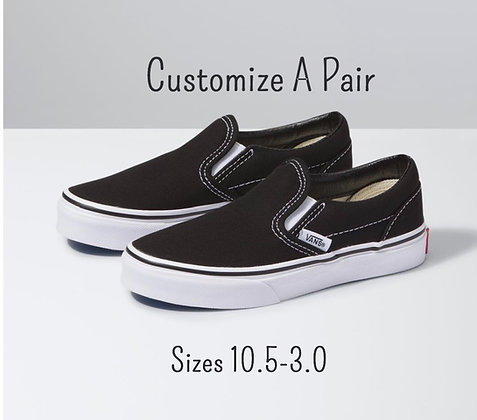 Reflective Kids Slip-On (Prices Vary)