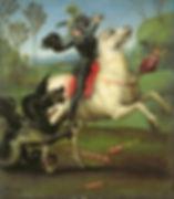 Raphael_-_Saint_George_Fighting_the_Drag