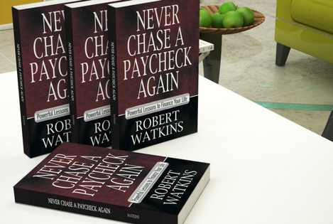 Influential Speaker Watkins Equips the Underemployed to Never Chase A Paycheck Again