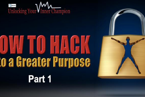 How To HACK Into Your Purpose