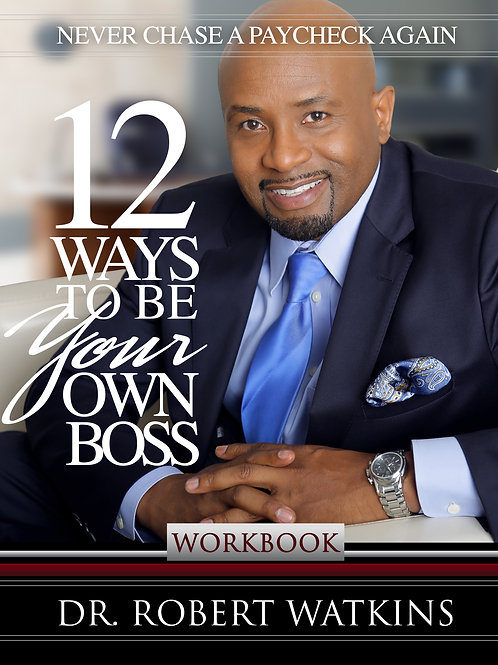 Be Your Own Boss Workbook